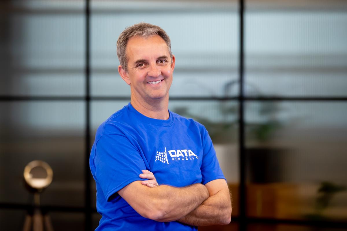 Data Republic Paul McCarney CEO