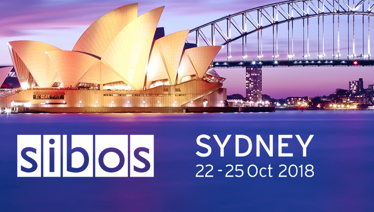 sibosy sydney 2018 22-25 oct 2018