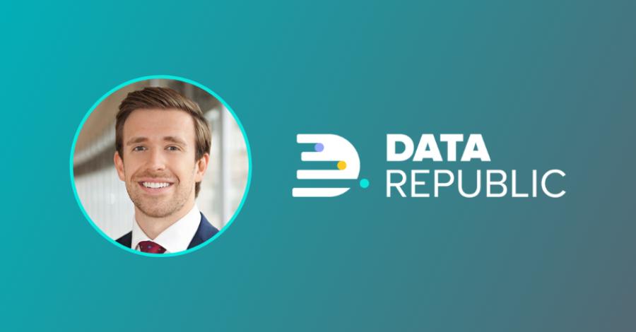 Data Republic Scott Albin announcement