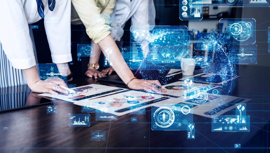 Data Republic - The Data Economy: Unleashing Innovation infographic