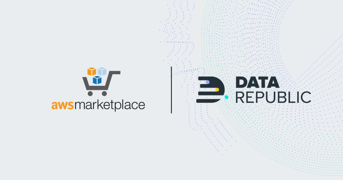 Data Republic AWS Marketplace